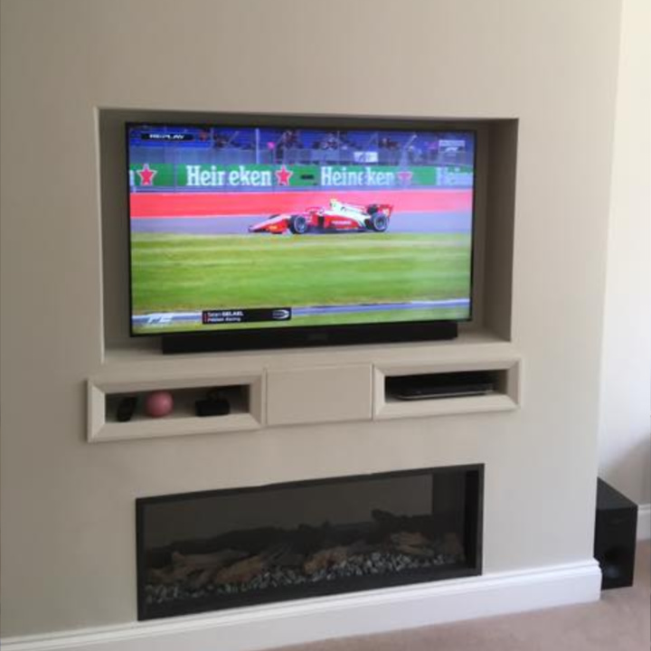 tv wall mounting service worcestershire