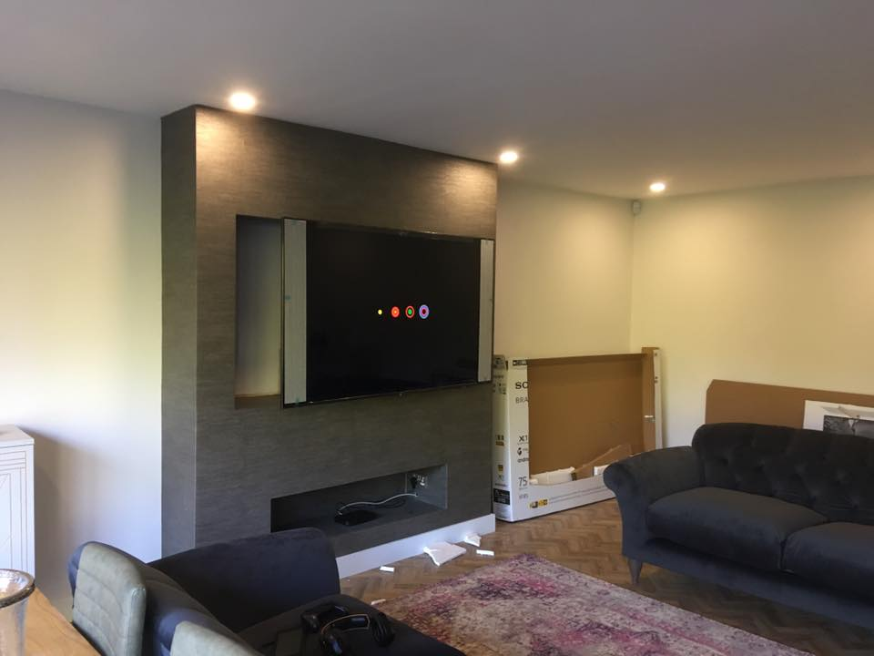 TV Wall Mounting Installation Rednal